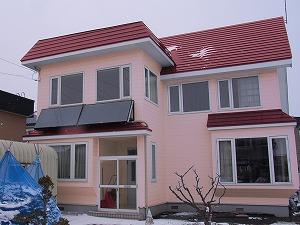 千歳加藤邸 1住宅